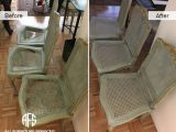 Chair cane repair and restoration canning