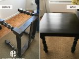 Table top frame recreation installation repair and finishing furniture